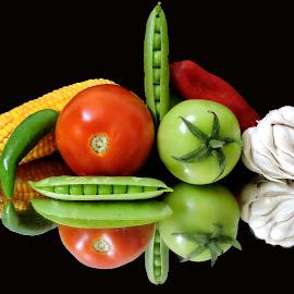 tasty curry by SANGEETA MENA  - Food & Drink Ingredients (  )