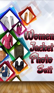 Women Jacket Photo Suit - screenshot