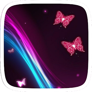 Color Butterfly Theme