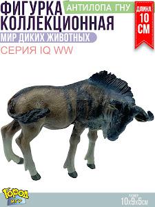 """Игрушка-фигурка серии """"Город Игр"""", лось XL, без рогов"""