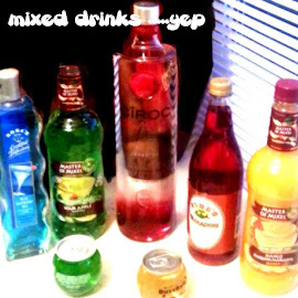 Color Mix  by Nicole Lee - Food & Drink Alcohol & Drinks