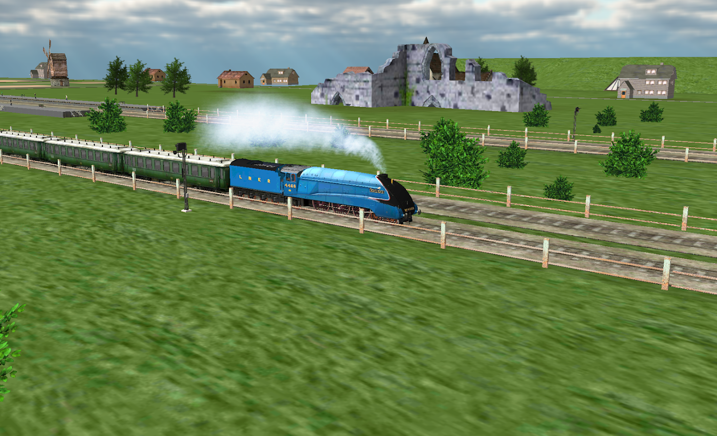 Train Sim Pro Screenshot 2