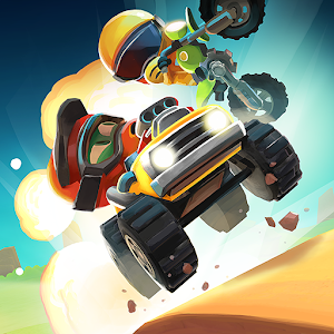Download Big Bang Racing for PC