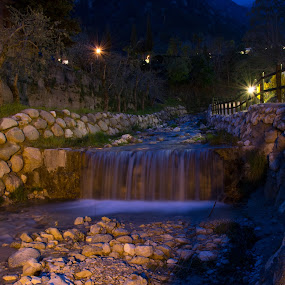 Torrente San Giovanni by Luka Milevoj - Landscapes Waterscapes