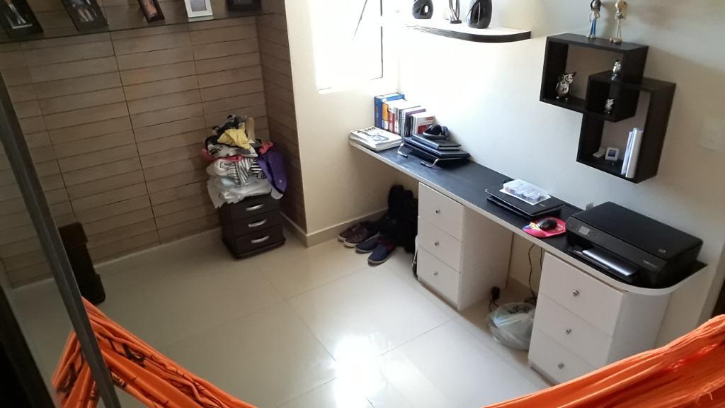 Apartamento com 3 dormitórios à venda, 110 m² por R$ 1.100.000 - Cabo Branco - João Pessoa/PB