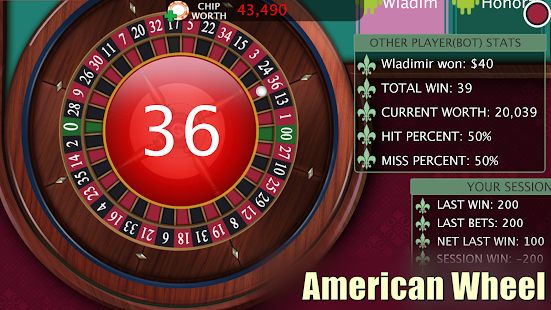 Roulette Royale - FREE Casino APK for Bluestacks