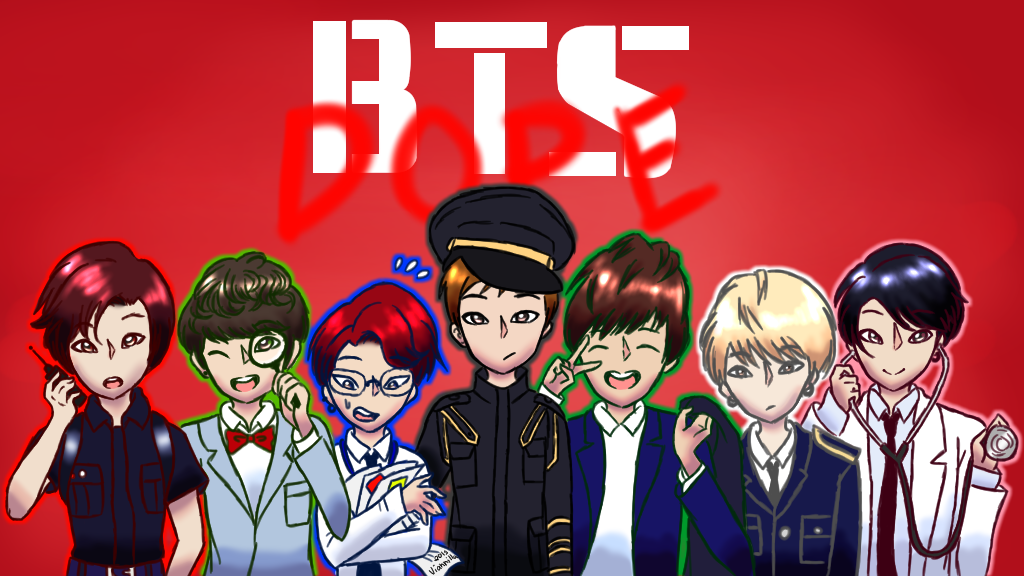 Download Bts Art Wallpaper Hd Apk 1 0 By Thelo Art Free