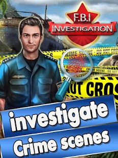 0 FBI Murder Case Investigation App screenshot
