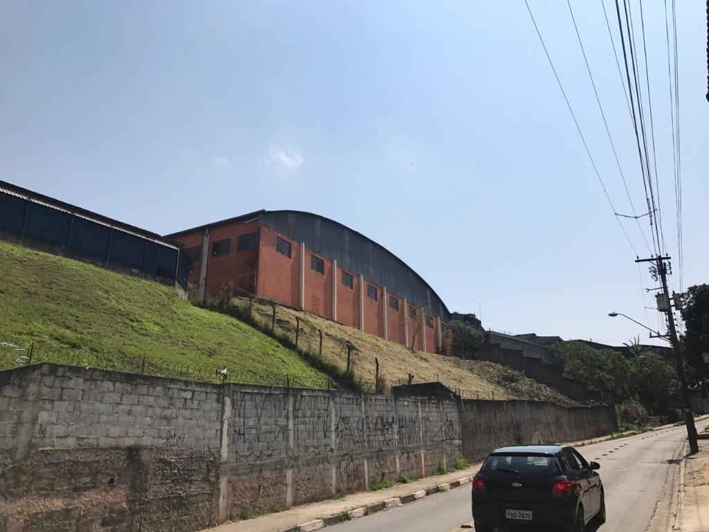 Barracão para Locação - Jardim Maria de Lourdes