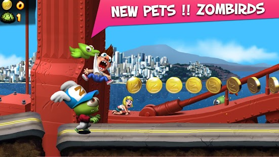 Zombie Tsunami APK for iPhone