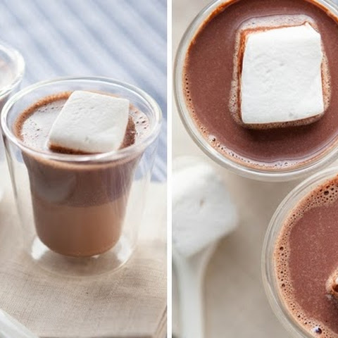 Hot Chocolate & Homemade Marshmallows
