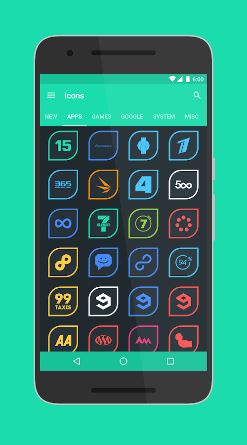 Folium - Icon Pack Screenshot 6