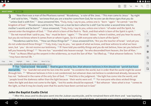 Amplified Classic Bible by Olive Tree screenshot 7
