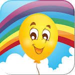 Baby Touch Balloon Pop Paid Icon