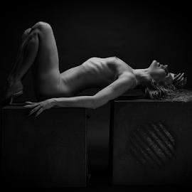 Sexy by Reto Heiz - Nudes & Boudoir Artistic Nude ( erotic, sexy, nude, nudeart, lowkey )