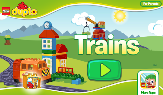 LEGO® DUPLO® Train for Lollipop - Android 5.0