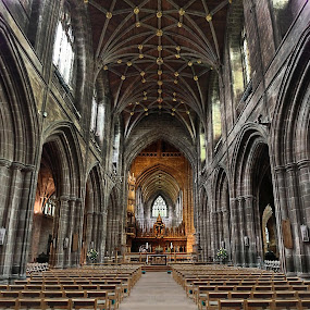 Chester Cathedral by Sam Shoesmith - Instagram & Mobile iPhone