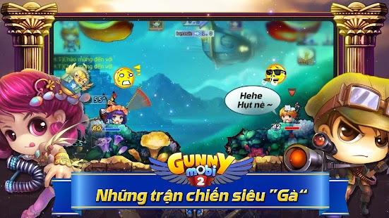 Game Gunny Mobi - Bắn Gà Teen&Cute APK for Windows Phone