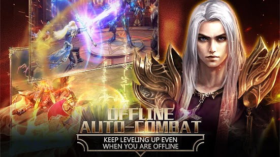 Blades and Rings apk screenshot