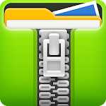 UnZip & Unrar - Zip file Icon