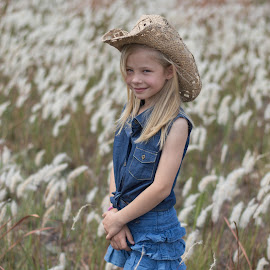 Mini Beauty by Chantelle Du Toit - Babies & Children Child Portraits ( #cowgirl #minibeauty #beautiful #child #nikon #photography,  )