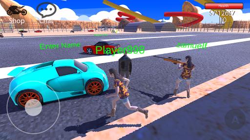 Freeroam City Online screenshot 1