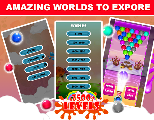 Jelly Bubble Crush - screenshot