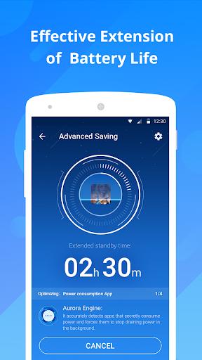 DU Battery Saver - Battery Charger & Battery Life screenshot 2