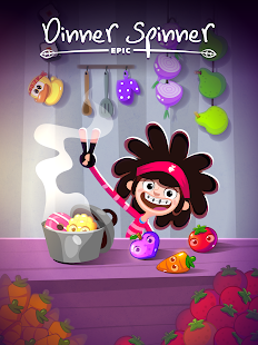 Epic Dinner Spinner Mod (Money) v1.0.412 APK
