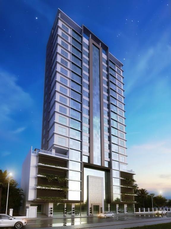 Apartamento com 4 dormitórios à venda, 195 m² por R$ 1.440.000 - Meia Praia - Itapema/SC