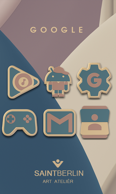 Milano HD Icon Pack Screenshot 2