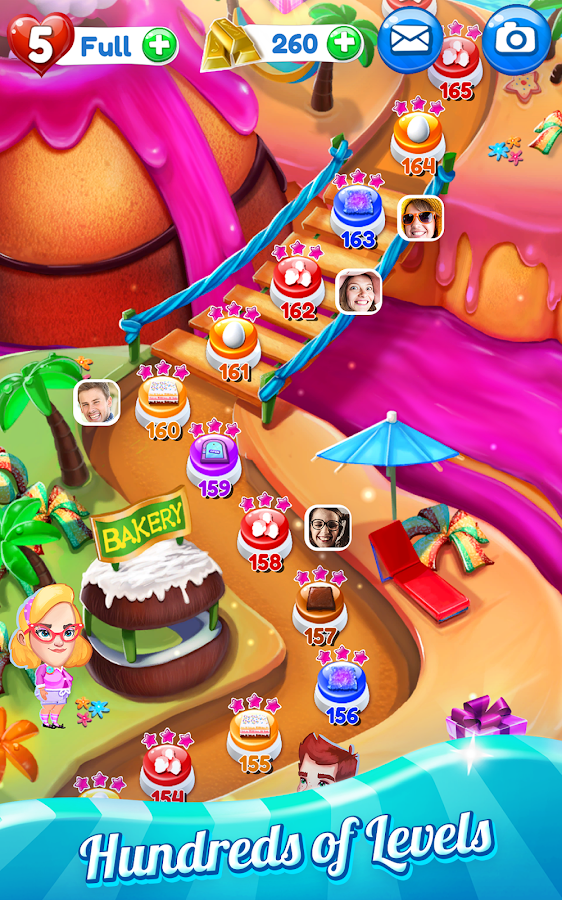 Crazy Cake Swap Screenshot 12