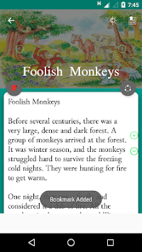 1000 English Stories APK screenshot thumbnail 4
