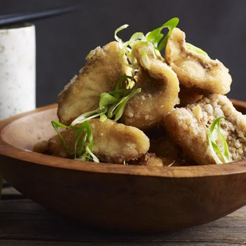 Marinated Deep-fried Snapper