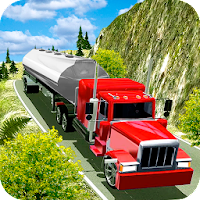 Offroad Oil Tanker Transport Truck Driver 2018 PC Download Windows 7.8.10 / MAC