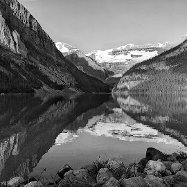 by Margie Troyer - Black & White Landscapes
