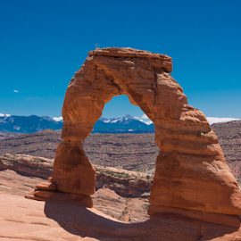by Timothy Crane - Landscapes Caves & Formations ( arch, arches national park, nature, utah, delicate arch )