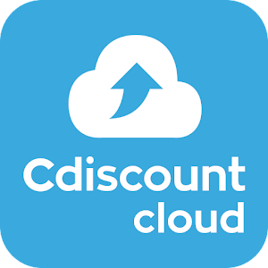 Cdiscount Cloud Icon