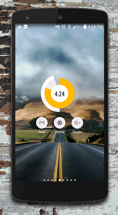 Ruckus Zooper widget pack Screenshot 2