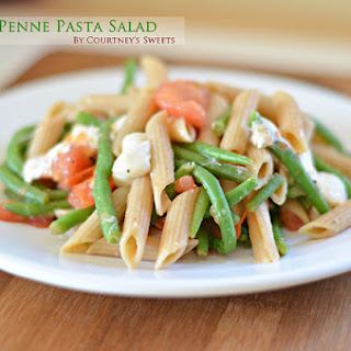 Penne Pasta Salad With Green Beans Recipes