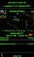 Screenshot of Planet Finder +