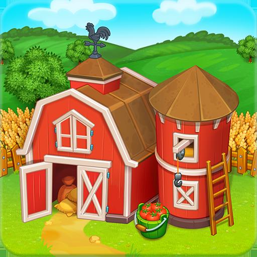 Farm Town: Happy farming Day & top farm game City (game)