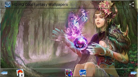 HD HQ Cool Fantasy Wallpapers - screenshot