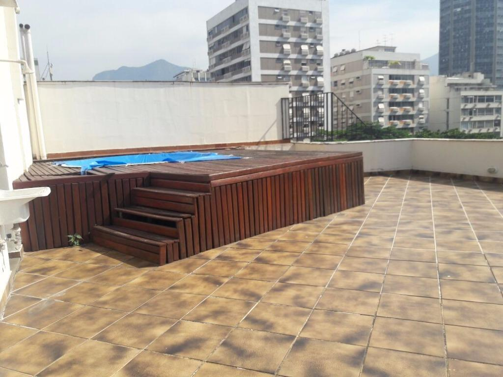 Cobertura em Leblon  -  Rio de Janeiro - RJ