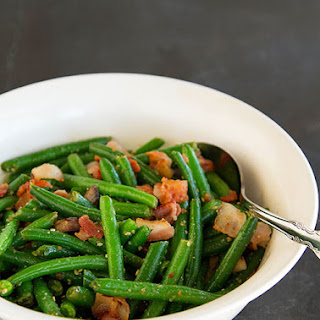 Roasted Chestnut Green Beans Recipes