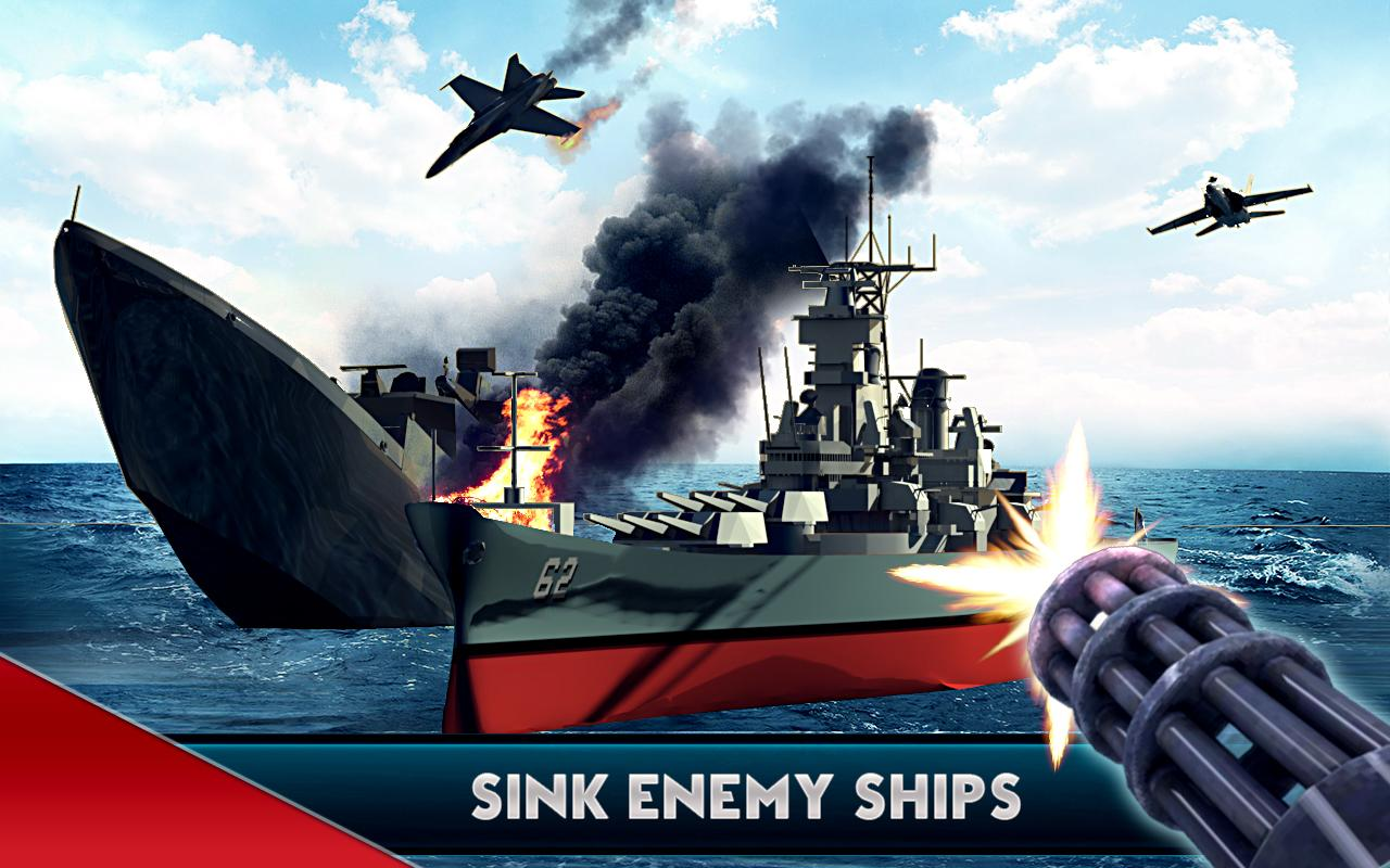 NAVY SURGICAL STRIKE WAR Screenshot 9