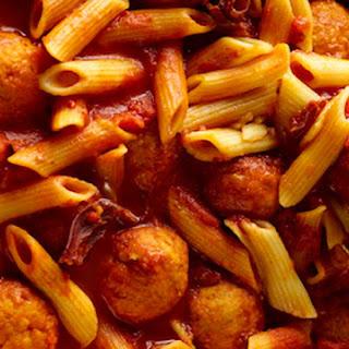 Penne Spinach Tomato Feta Recipes