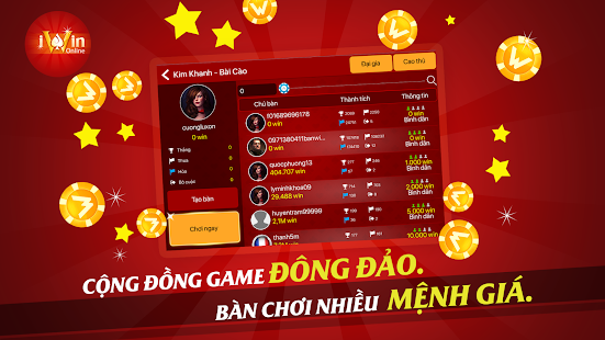 Game iWin Online - Game Bài APK for Windows Phone