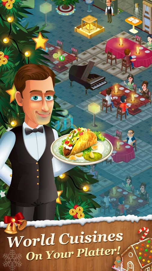 Star Chef: Cooking & Restaurant Game Screenshot 2