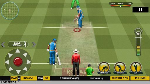 Real Cricket™ 17 screenshot 19